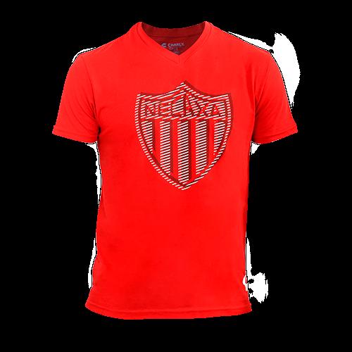 Playera Fan Roja