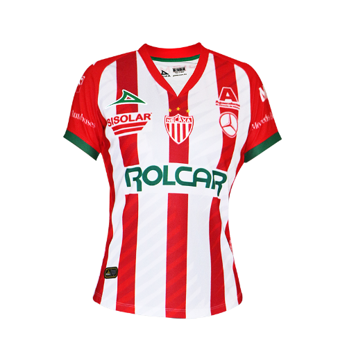Jersey Necaxa dama local 20-21