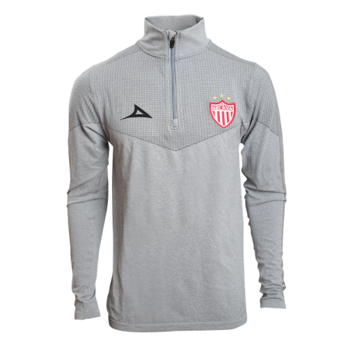 Pullover Gris Oxford